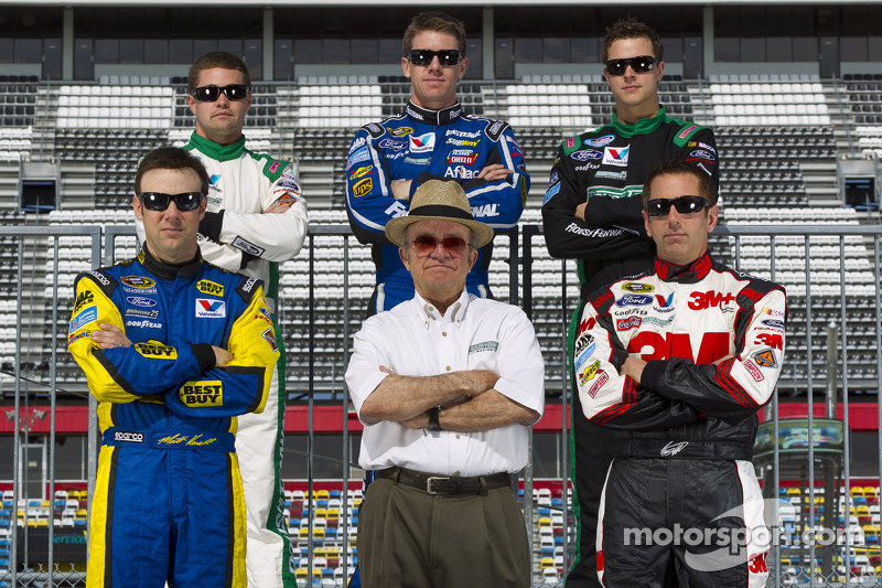 Roush Fenway Looks for firecracker celebration in Daytona