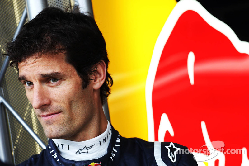 Webber admits Red Bull stay wisest choice