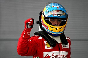 First pole of 2012 at Silverstone for Ferrari team