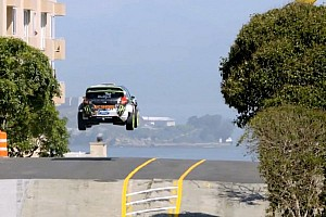 WRC Special feature Ken Block's GYMKHANA FIVE: Ultimate Urban Playground; San Francisco