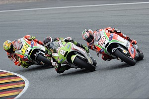 MotoGP Race report Good result at Sachsenring after the battle with the factory riders