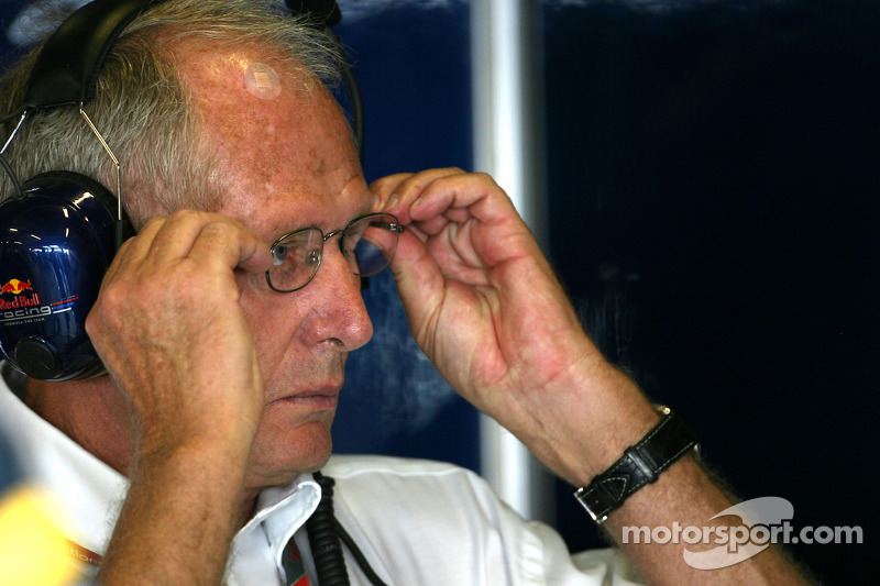 Red Bull to decide driver lineup 'in August' - Marko
