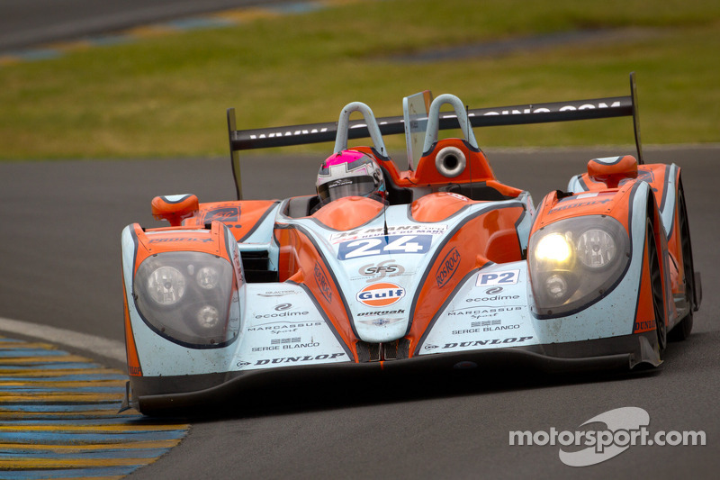 Lahaye Takes 6 Hours of Donington Pole for OAK Racing Morgan