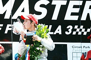 F3 Race report Juncadella Claims Delayed F3 Masters Win in Zandvoort