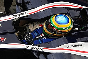 Bruno Senna claims Bandini award amidst exit rumors