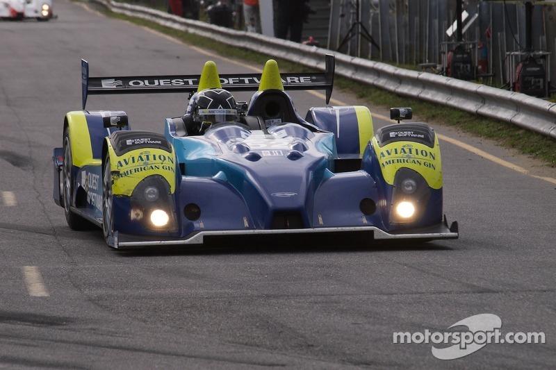 Marino Franchitti in for PR1/Mathiasen Motorsports at Mosport