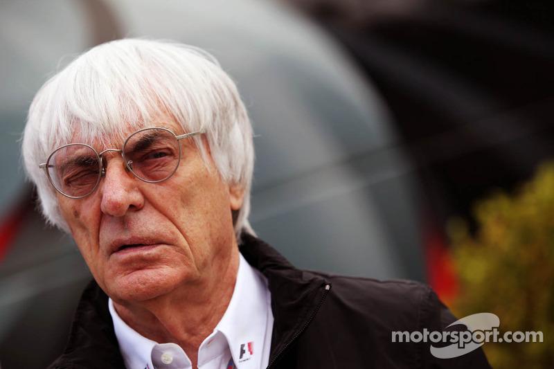 20 races again in 2013 - Ecclestone