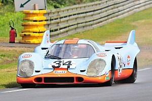 Vintage Special feature Porsche 917 History - Video