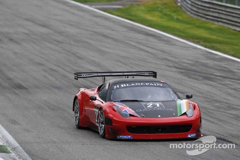 MTECH head to Belgium for the Spa 24 hour classic