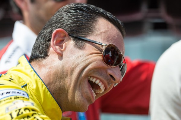 Helio Castroneves and his yellow zoot suit to return to Dancing with the Stars