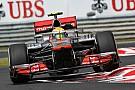 Hamilton wins on a happy birthday for Alonso