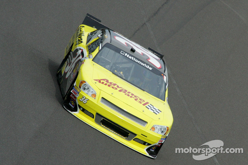 Ryan Blaney looking for better groundskeeping at Indy