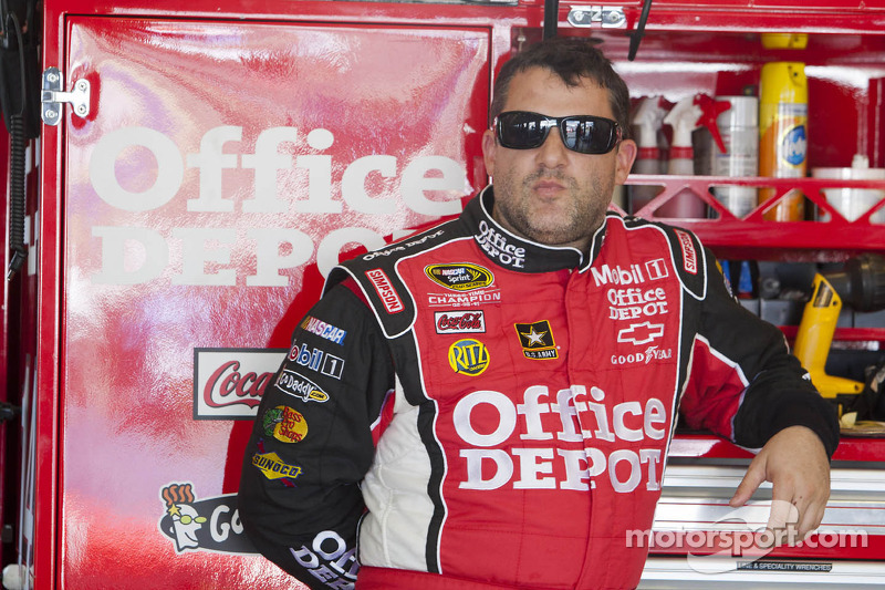 Stewart ready to go Back to School at Pocono - Video
