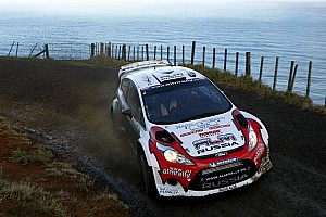 WRC Leg report M-Sport's young guns take Lahti stages in their stride