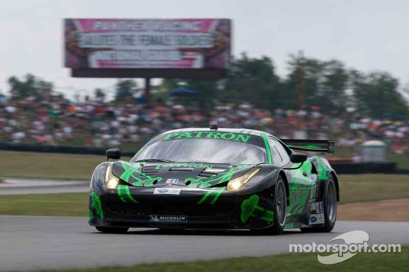 Extreme Speed Motorsports has difficulty day at Mid-Ohio