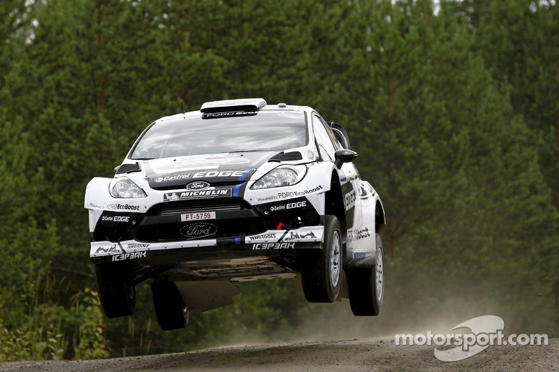Review Rally Finland 2012 Ford WRC