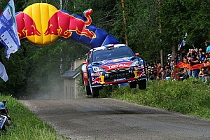 WRC Breaking news Is Red Bull going to be announced as the new WRC promoter?