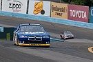 Keselowski near the front in qualifying at The Glen