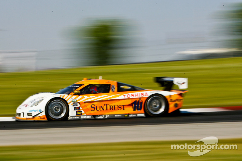 Fourth-place kind of night at Watkins Glen for Angelelli and Taylor