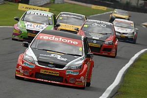 BTCC Race report Redstone racing championship challenge back on track