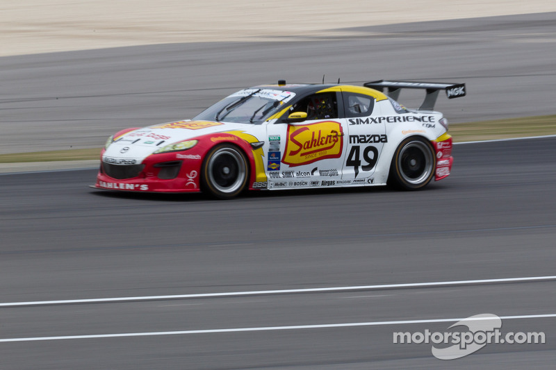 Team Sahlen enters 2013 Daytona Prototype series