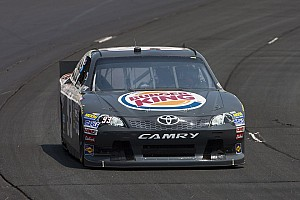 NASCAR Sprint Cup Preview Kvapil anxious to show team's progress at Michigan