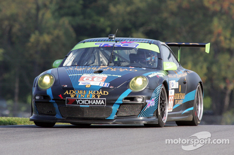TRG to tackle legendary Road America Road