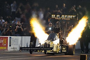 NHRA Qualifying report Schumacher, Beckman, Enders, Arana Sr. lead into Brainerd final day