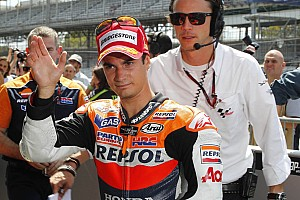 MotoGP Race report  Pedrosa demolishes the field at the famous Brickyard