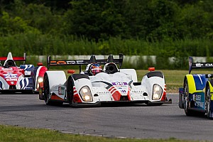 ALMS Race report CORE clinches 2012 ALMS team championship with 1-2 finish at Road America