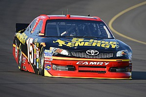 NASCAR Sprint Cup Race report Bowyer top Toyota finisher at Michigan