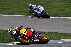Bridgesteone - Pedrosa powers home from pole to win at Indianapolis
