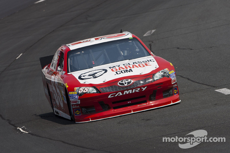 This weekend Vickers and Childers return to Bristol Motor Speedway