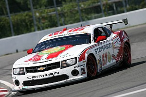 Stevenson Camaro wins again in Montreal