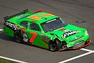 Danica Patrick's Cup education continues this weekend at Bristol