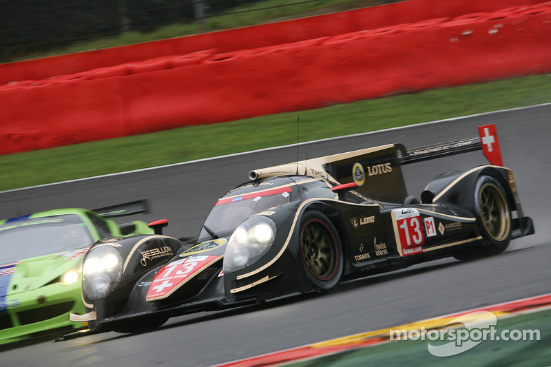 REBELLION Racing is aiming for another strong result at Silverstone