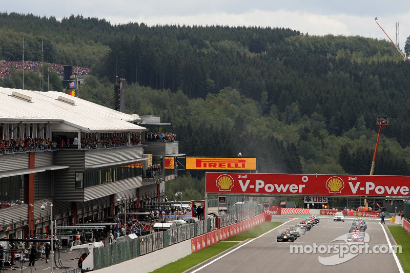 2015 contract for Belgian GP now signed - report