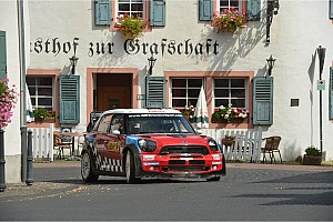WRC Leg report Rally Germany day two: Panzerplatte takes its toll