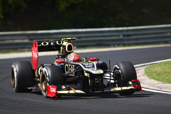 All eyes on Lotus for high speed double header
