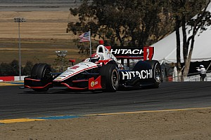 IndyCar Race report Penske 1-2 finish at Sonoma