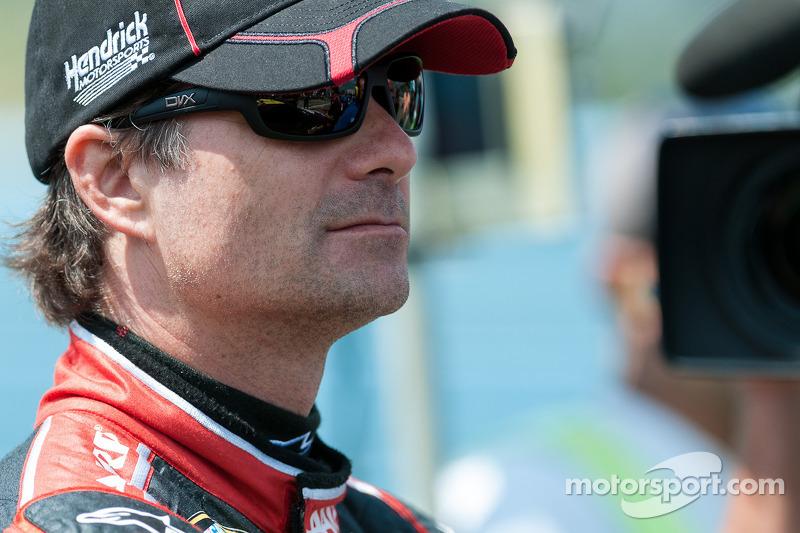 Jeff Gordon, 41, going on 20 at Atlanta