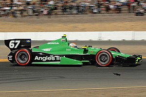 IndyCar Breaking news Junqueira to pull double-duty at Baltimore, will sub for Newgarden