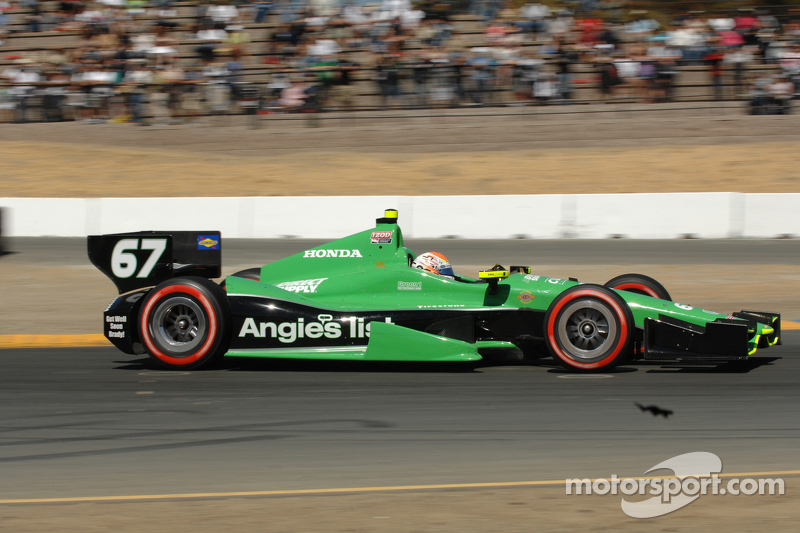 Junqueira to pull double-duty at Baltimore, will sub for Newgarden