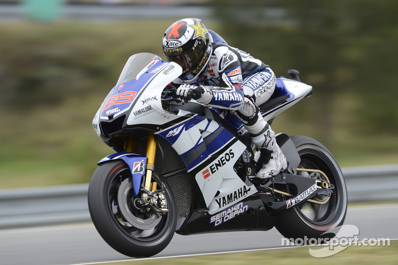 Yamaha complete successful Brno test