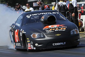 NHRA Qualifying report Enders No. 1 after first day of 'Big Go' at Indy