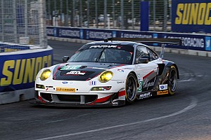 Baltimore Sports Car Challenge proves challenging for Miller and Maassen