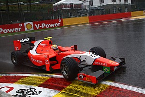 GP2 Race report Razia retains points lead, despite low-key Spa sprint