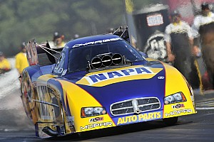Nitro Shootout for Funny Car to move to Texas Fall Nationals weekend