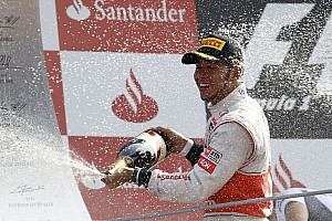 Hamilton disappoints Tifosi with Monza victory