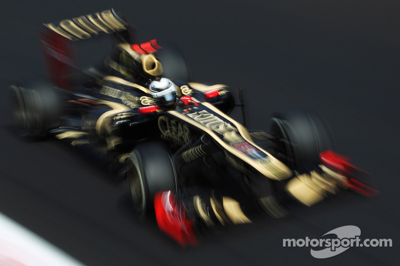 Raikkonen was the highest-placed Renault-engined driver in Italian GP